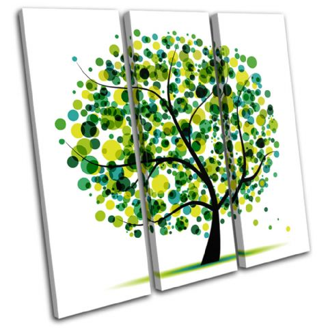 Abstract Tree Illustration - 13-1857(00B)-TR11-LO